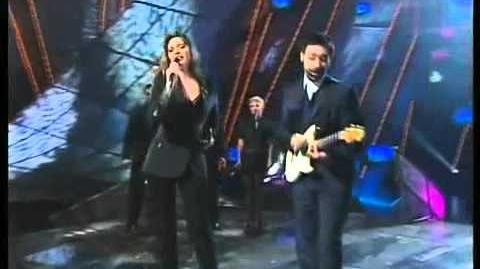 ESC 1997 - Italy - Jalisse - Fiumi di parole HQ
