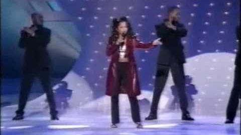 Eurovision 1998 United Kingdom - Imaani - Where are you?