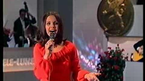Eurovision 1973 - Anne-Marie David - Tu te reconnaîtras