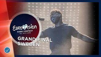Sweden - LIVE - John Lundvik - Too Late For Love - Grand Final - Eurovision 2019