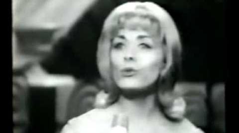 Eurovision 1962 France - Isabelle Aubret - Un premier amour