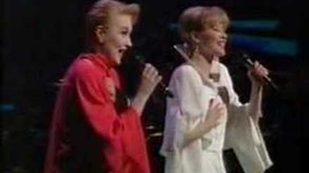 En vivo en Eurovisión 1995