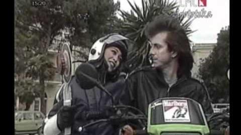 Srebrna Krila - Mangup (1988)
