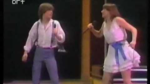 Eurovision 1982 United Kingdom - Bardo - One step further