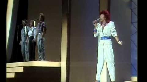 Eurovision 1984 - Ireland - Linda Martin - Terminal 3 HQ SUBTITLED