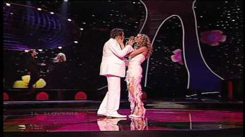 Eurovision 2004 Semi Final 16 Slovenia *Platin* *Stay Forever* 16 9 HQ