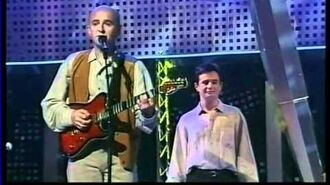 Eurovision Song Contest 1996
