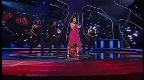 Eurovision Portugal 2004 - Sofia Vitória - Foi Magia