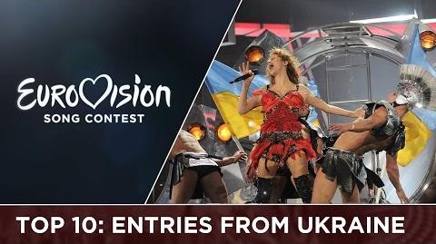 TOP 10 Entries from Ukraine