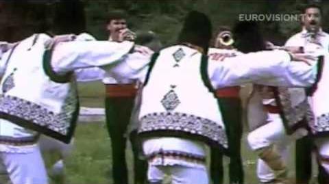 Nelly Ciobanu - Hora Din Moldova (Moldova)