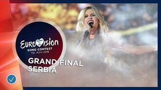 Serbia - LIVE - Nevena Božović - Kruna - Grand Final - Eurovision 2019