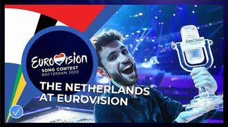The Netherlands at the Eurovision Song Contest 🇳🇱