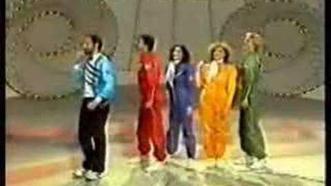 Carlos Paião - Play-Back Eurovisão 1981