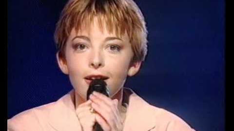Ingeborg - Door de Wind - Belgian entry Eurovision 1989