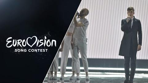Loïc Nottet - Rhythm Inside (Belgium) - LIVE at Eurovision 2015 Semi-Final 1