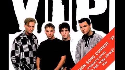 Video - 1997 V I P  - Miért Kell, Hogy Elmenj? | Eurovision Song