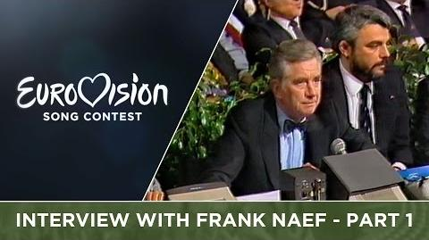 Interview with Frank Naef - Part I