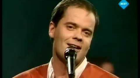 Philippe Lafontaine - Macédomienne (Belgium) Eurovision Song Contest 1990