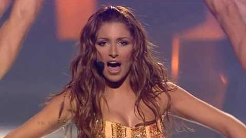 Helena Paparizou - My Number One (Live at Eurovision 2005)