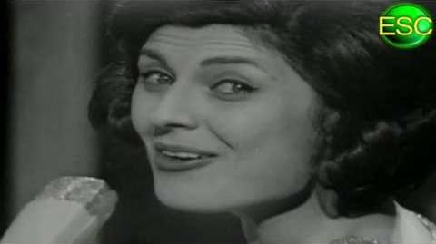 ESC 1966 08 - Portugal - Madalena Iglésias - Ele E Ela