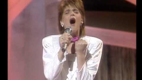 Eurovision 1986 - Belgium - Sandra Kim - J'aime la vie -HQ SUBTITLED-