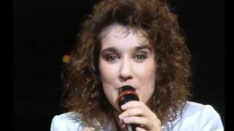 Eurovision 1988 - Switzerland - Céline Dion - Ne partez pas sans moi -HQ SUBTITLED-