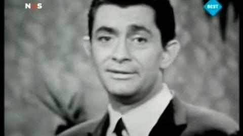 Jean-Claude Pascal - Nous les amoureux - Eurovision 1961 - Luxembourg - Winner