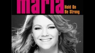 Hold on be strong - Maria Haukaas Storeng