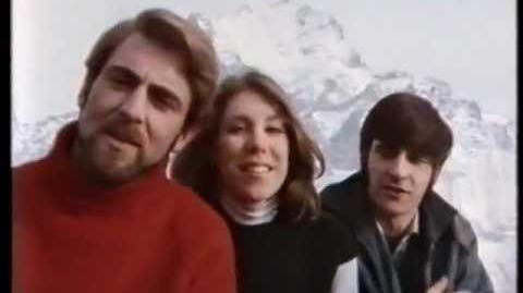 Peter, Sue & Marc - Les illusions de nos vingt ans - Eurovision 1971