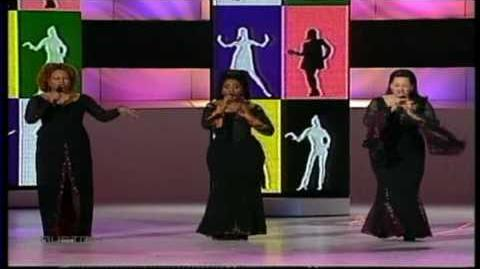 Eurovision 2000 24 Austria *The Rounder Girls* *All To You* 16 9 HQ