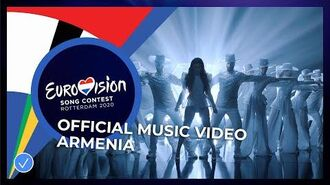 Athena Manoukian - Chains On You - Armenia 🇦🇲 - Official Music Video - Eurovision 2020