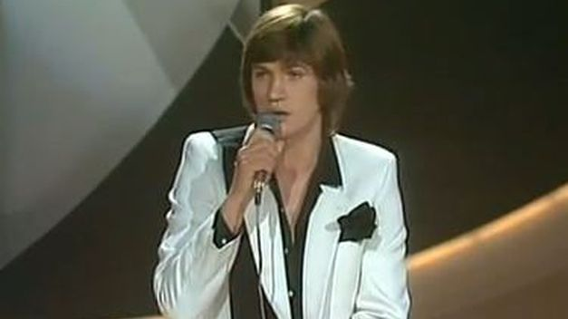 Johnny Logan 80 Eurovision Song Contest 1980