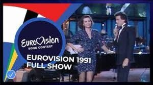 Eurovision Song Contest 1991 Full Show No Commentary Full HD -EurovisionAgain