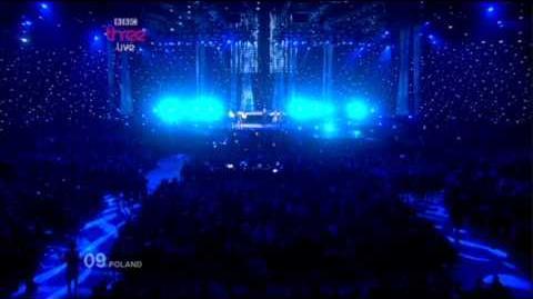 Video - *Eurovision 2010* *Semi Final 1* *09 Poland* *Marcin