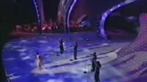 Edsilia Rombley - Hemel En Aarde (Live)