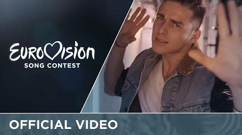 Donny Montell - I've been waiting for this night (Lithuania) 2016 Eurovision Song Contest-0