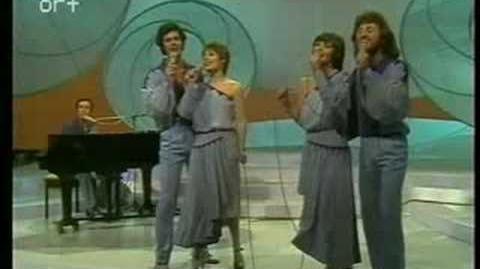 Eurovision 1981 - Island - Monika