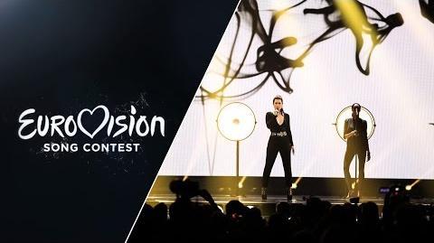 Ann Sophie - Black Smoke (Germany) - LIVE at Eurovision 2015 Grand Final