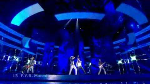 Eurovision 2009 First Semi-Final F.Y