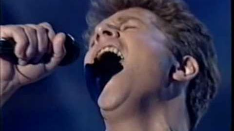 Eurovision 1992 United Kingdom - Michael Ball - One step out of time