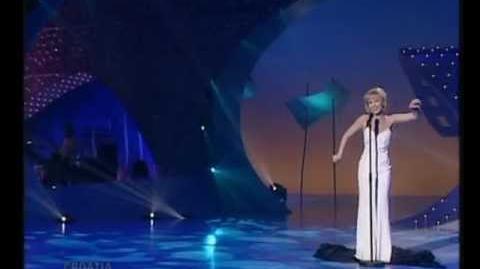 En vivo en Eurovisión 1998