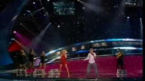 Eurovision 2003 United Kingdom - Jemini - Cry baby