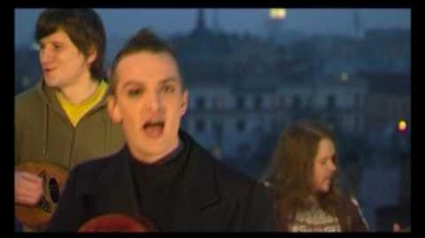 Goran Gora (Latvia) SWIM, ROBERT, SWIM official music video