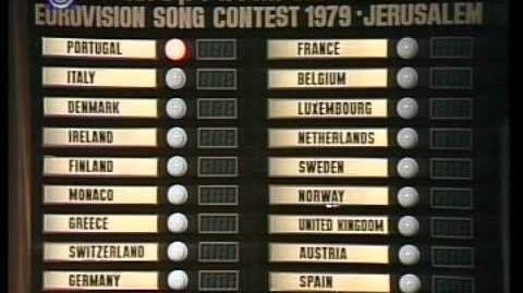 Eurovision Song Contest 1979 - full contest