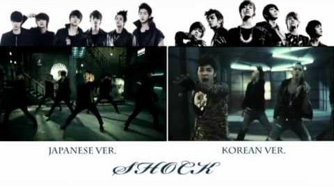 DL link ВEAST B2ST - SHOCK Japanese VS Korean