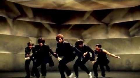 DBSK TVXQ Mirotic Japanese Version MV HD
