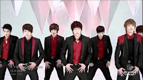 1080p HD U-Kiss - Forbidden Love MV (MP3 MV DL)