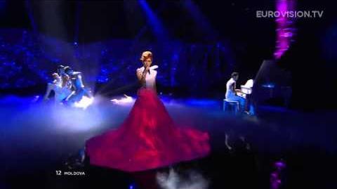 Aliona Moon - O Mie (Moldova) - LIVE - 2013 Semi-Final (1)-0