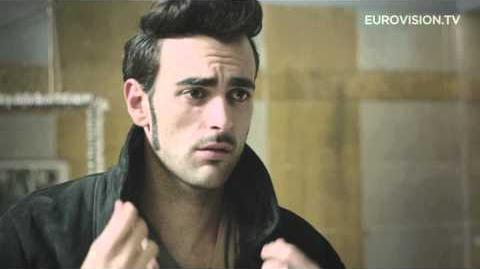 Marco Mengoni - L'Essenziale (Italy) 2013 Eurovision Song Contest Official Video