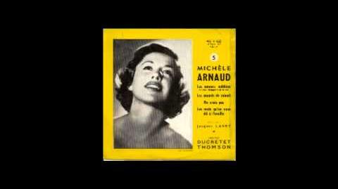 Les amants de minuit - Luxembourg B 1956 - Eurovision songs with live orchestra